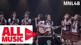 Download lagu MNL48 – Time After Time (MYX Live! Performance)