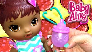Baby Alive Head Peg Better Now Bailey Doll Unboxing