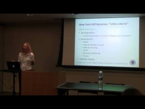 CUNY Grad Student Conference on Immigration 10 14 11 : Take 2