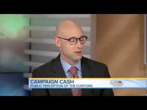 NBC Meet the Press Panel Discusses Clinton Cash