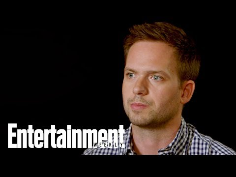 Patrick J. Adams Looks Back On 100 Episodes Of Suits & Directing The Episode | Entertainment Weekly