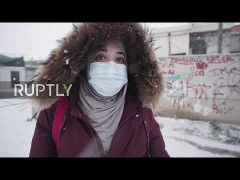 """Madrid region""""s Canada Real suffers power shortages with snowstorm worsening situation"""