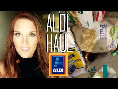 Aldi Grocery Haul - Low Carb & Healthy Road Trip snacks