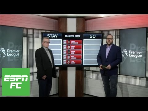 Liverpool Transfer Rater: Who stays and who goes? | ESPN FC