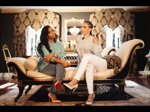 EPISODE 4 - PART 1: JANEEN TALKS MARRIAGE, FAMILY & FASHION WITH GIA CASEY, WIFE OF DJ ENVY