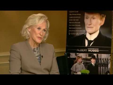 Albert Nobbs | Exclusive Interview with Glenn Close