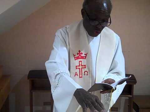 EXORCISM Prayer by an authorized Catholic Priest -  Father Chris