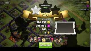 Clash of Clans #12 /68 MAGIER Level 6 gegen Rh 10 🌋!!!/