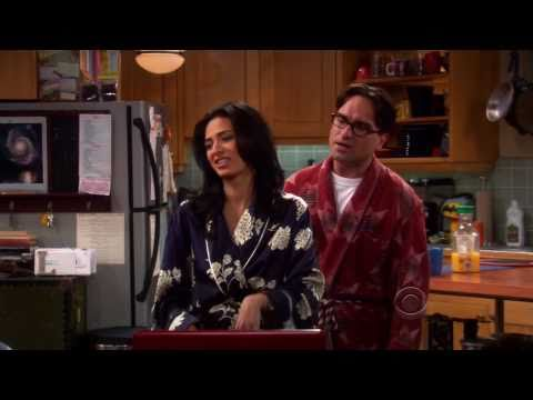 The Big Bang Theory - New and Improved Roommate Agreement