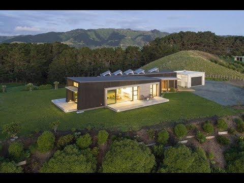 SOLD | Modern Eco-house – 192 Peka Peka Road