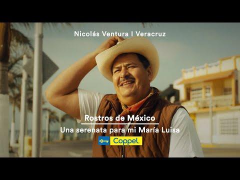 Una serenata para mi María Luisa – Rostros de México | Coppel