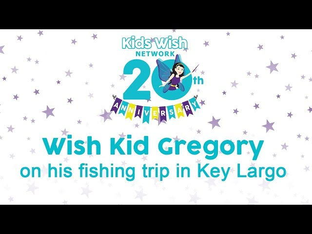 Indiana Boy Reels in a Big Fish and Wish with Kids Wish Network