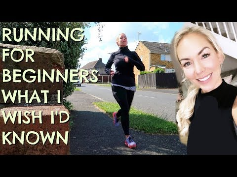 RUNNING FOR BEGINNERS WHAT I WISH I'D KNOWN! COUCH TO 5K | EMILY NORRIS