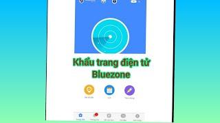 Hướng dẫn cài đặt ứng dụng phát hiện tiếp xúc gần Bluezone. Còn gọi là khẩu trang điện tử. screenshot 3