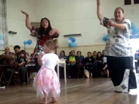 samoan, tongan and cook island dance