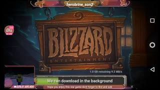 Watch me play Hearthstone via Omlet Arcade!