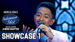 JOY - MELAMARMU (Badai Romantic Project) - SHOWCASE 1 - Indonesian Idol 2021
