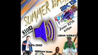 Kidz Summer Bash 2K13 at The Paris Family Fun Center
