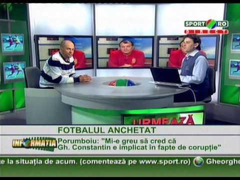 Radu Banciu F Calinescu Sport ro