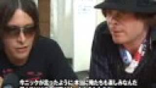 The Verveインタビュー映像「ニック・マッケイブ&サイモン・ジョーンズ...