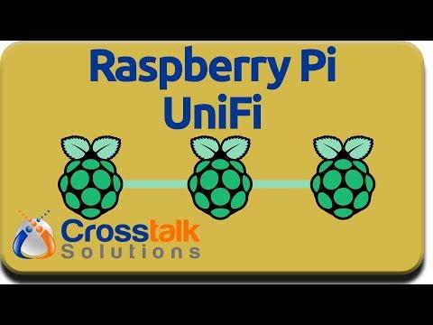 Raspberry Pi UniFi - YouTube