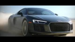 Аdvertising Реклама  Audi R8 Audi Russia и Airbnb в новом динамичном ролике