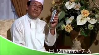 H. Muammar ZA membaca AlQuran Lagu Jawa dan Sunda