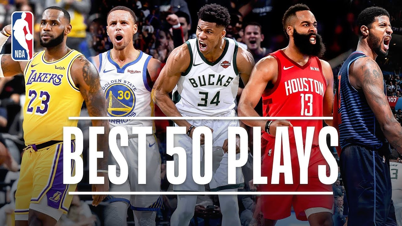 Download Best 50 Plays Through The All-Star Break | 2019 NBA Season