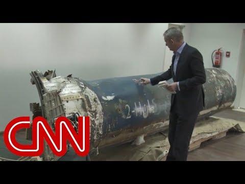 Download Youtube: Saudis: Missile evidence Iran backing Yemeni rebels