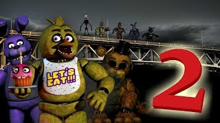 FNAF World Championship  Episode 2   Who will cross the bridge