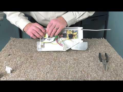 WPW10511937 Whirlpool Réfrigérateur Thermostat