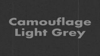 Camouflage - Light Grey