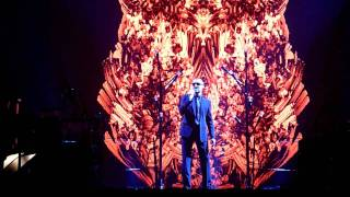 George Michael Live Opening Act (Through) on Symphonica Tour @ Jyske Bank Boxen, Herning 02.09.2011