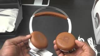Plantronics Back Beat Sense Stereo Headphone Review
