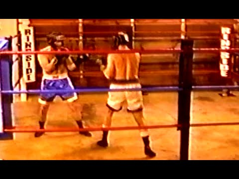 Breaking In the New Ring at Brookings Harbor Fight Club