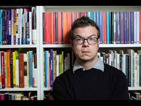 Writer Ben Lerner, 2015 MacArthur Fellow