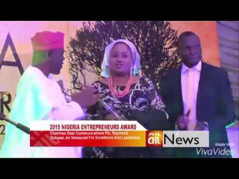 Highlights of the Nigeria Entrepreneurs Award