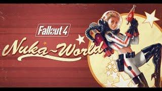 Освальд Шокирующий и Хабологи DLC Nuka-World к Fallout 4 4