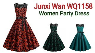 Junxi Wan WQ1158 Women Party Dress