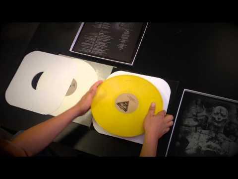 "Unboxing the Septicflesh ""Titan"" Limited Edition 3XLP Box Set"