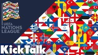 Macht die Nations League Sinn? Deutschland gegen Frankreich und Holland! | KickTalk
