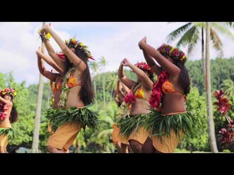 CLIP OFFICIEL Classes à Horaires Aménagés Musique et Danse Collège de Taravao