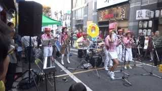 The 13th Shinjuku Trad Jazz Festival(2013/11/17):エヂソン・デキシー・バンド