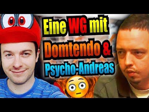 In einer WG mit Psycho Andreas und Domtendo? - Let's Sketch