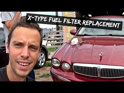 Jaguar X-TYPE Fuel Filter Replacement and Location - YouTubeYouTube