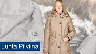 Обзор куртки-пуховик Luhta Pilviina