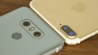 iPhone 7 Plus vs LG G6: Full Comparison