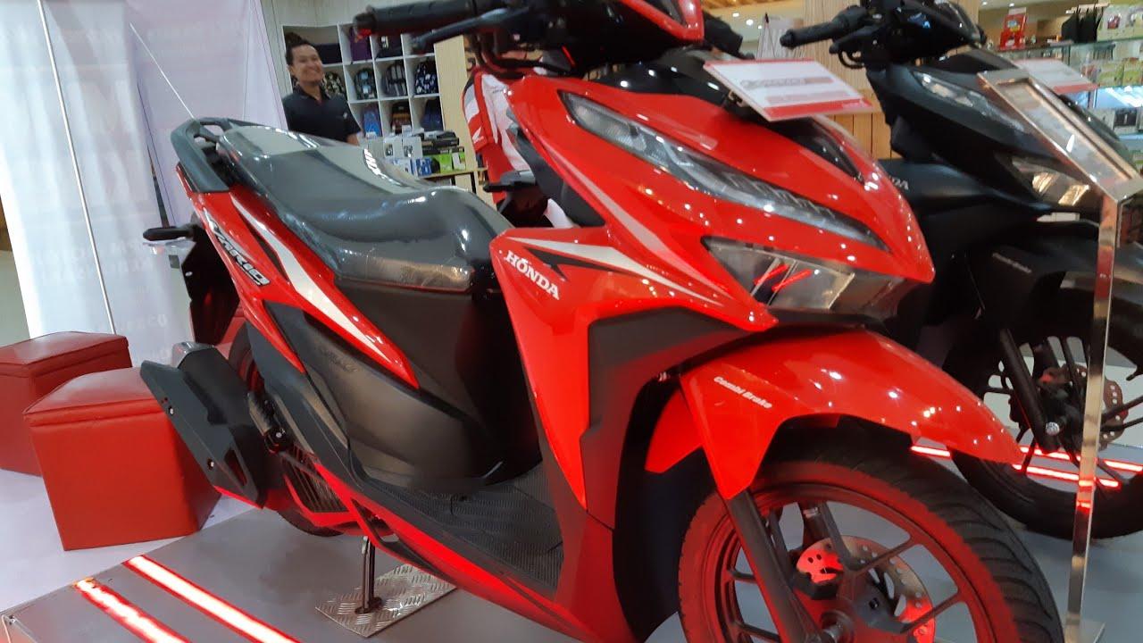 Honda Vario 125cc 2019 Beda Apa Saja Ya Youtube