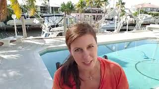 Vlog 115 Behind the Scenes LIVE with Angela Wolf from the sunny Flo...