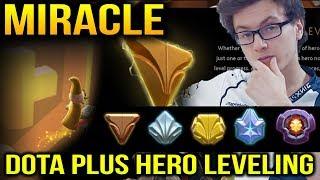 MIRACLE DOTA PLUS HERO LEVELING 1 OD in 2 Games Dota 2 7.10
